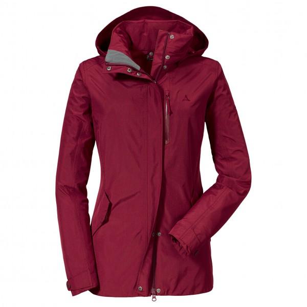 Schöffel - Women's Zipin! Jacket Fontanella2 - Waterproof jacket