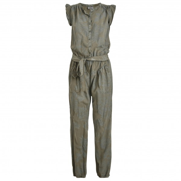 Deha - Women's Tuta Intera Stampa Esotic - Jumpsuit