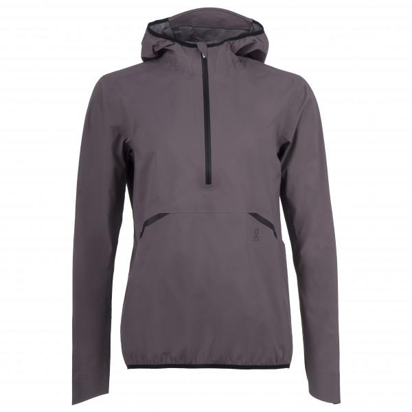 On - Women's Waterproof Anorak - Waterproof jacket
