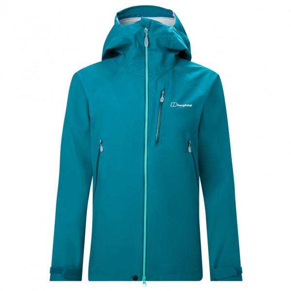 Berghaus - Women's Extrem 5000 PZ Shell Jacket - Regnjakke