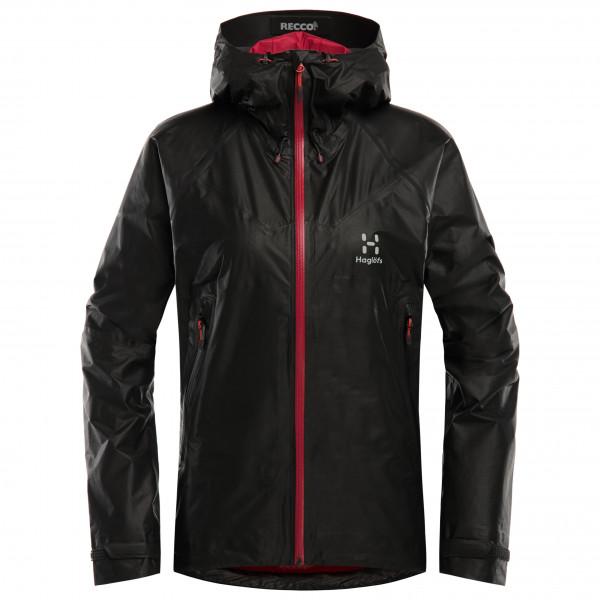 Haglöfs - Women's L.I.M Shake Dry Hood - Waterproof jacket