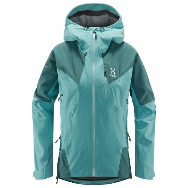 Haglöfs - Women's L.I.M Touring Proof Jacket - Chaqueta impermeable