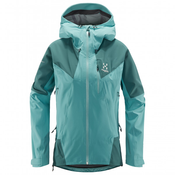 Haglöfs - Women's L.I.M Touring Proof Jacket - Regnjakke