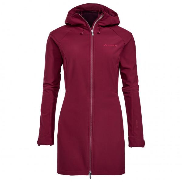 Vaude - Women's Skomer Softshell Coat - Pitkä takki