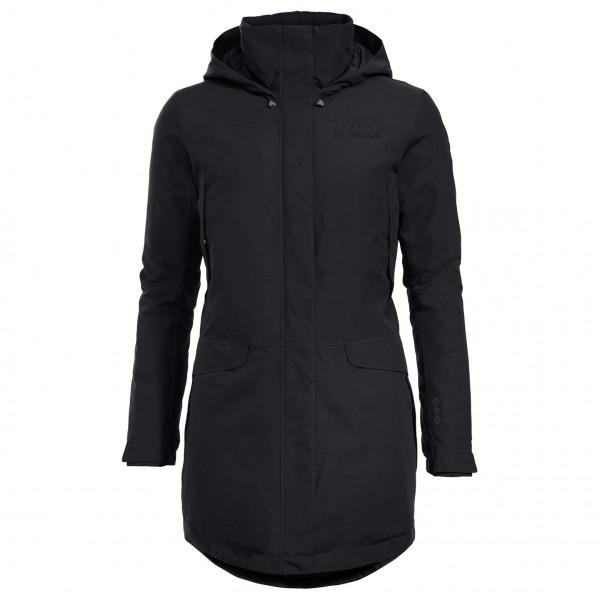 Women's Skomer Wool Parka - Coat