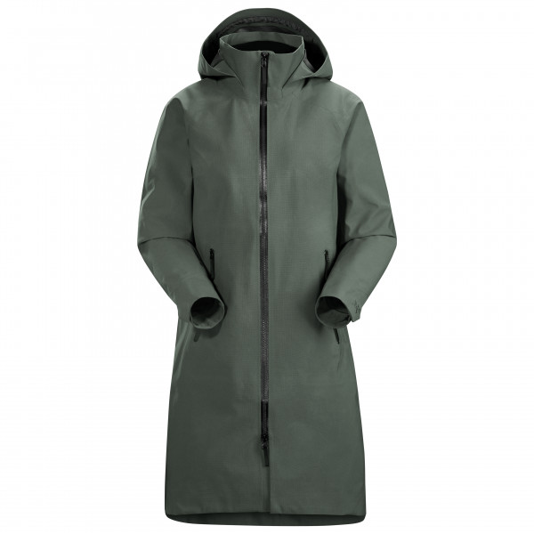 Arc'teryx - Women's Mistaya Coat - Mantel