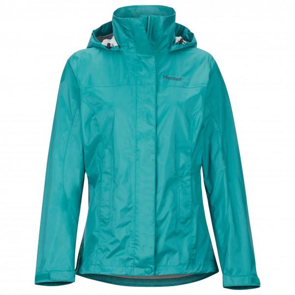 Marmot Women's Precip Eco Jacket Regnjakke Deep Jungle | XS