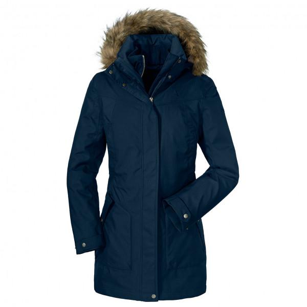 Schöffel - Women's 3in1 Jacket Genova 2 - Pitkä takki
