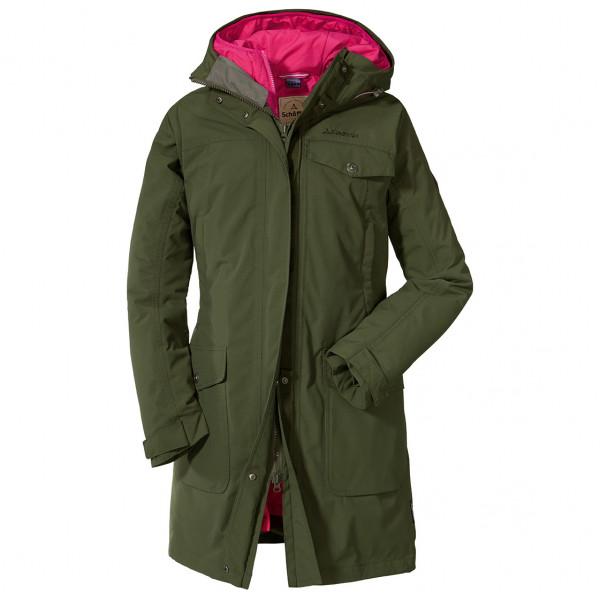 Schöffel - Women's 3in1 Jacket Storm Range L1 - Abrigo