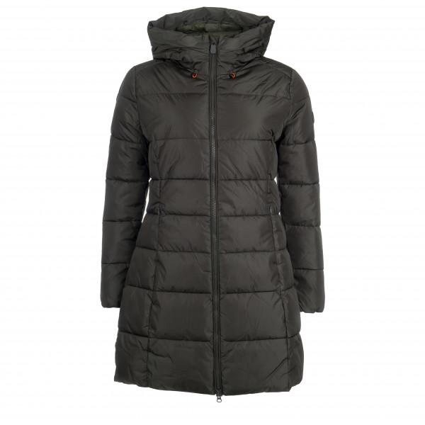 Save the Duck - Women's MEGA Hooded Coat - Mantel