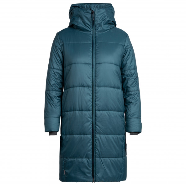 Icebreaker - Women's Collingwood 3Q Hooded Jacket - Frakke