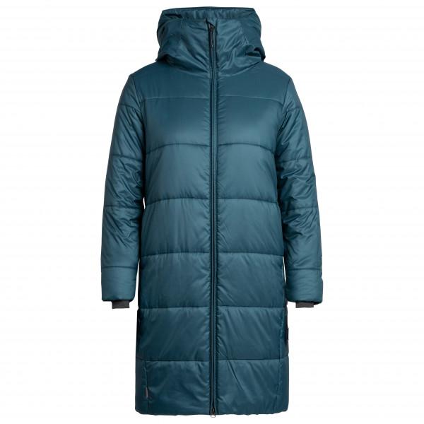Icebreaker - Women's Collingwood 3Q Hooded Jacket - Långjacka