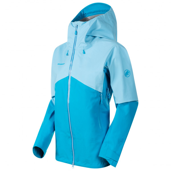 Mammut - Women's Crater HS Hooded Jacket - Regenjacke