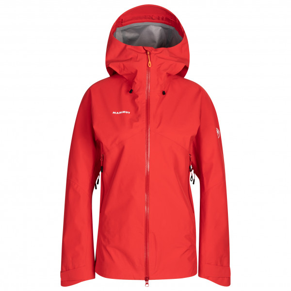 Women's Crater HS Hooded Jacket - Waterproof jacket
