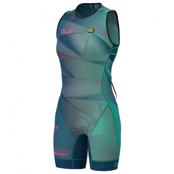 Alé - Women's Hawaii Olympic Tri Triathlon - Mono de ciclismo