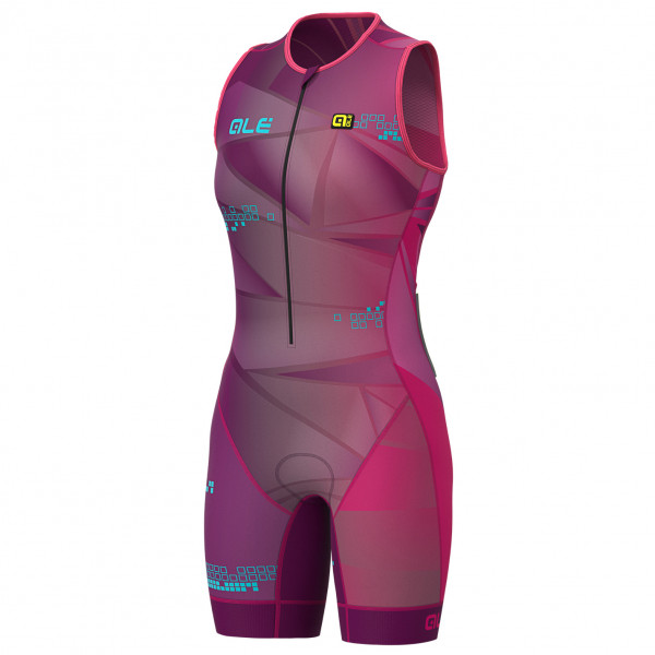 Alé - Women's Long Tri Skinsuit Triathlon - Cycling skinsuit