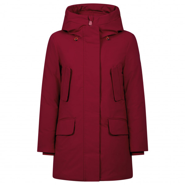 Save the Duck - Women's Smeg9 Hooded Coat With Pockets - Pitkä takki