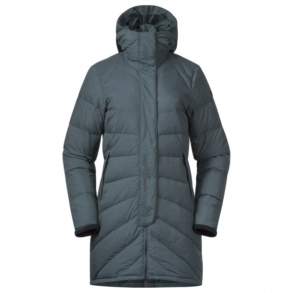 Bergans - Women's Oslo Down Light Coat with Hood - Mantel