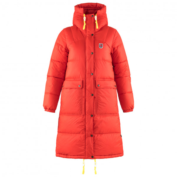 Fjällräven - Women's Expedition Long Down Parka - Mantel