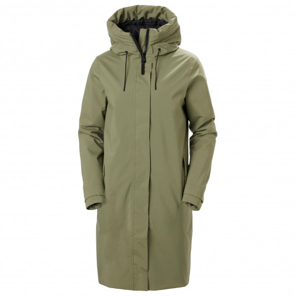 Hellyhansen Womens Victoria Ins Raining Jacket Womens Jacket