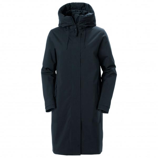 Helly Hansen - Women's Victoria Insulated Rain Coat - Pitkä takki