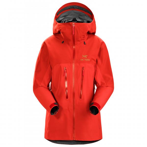 Arc'teryx - Women's Alpha AR Jacket - Regenjacke
