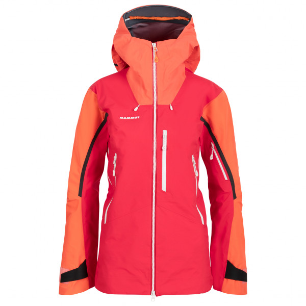 Mammut - Women's Nordwand Pro Hardshell Hooded Jacket - Regenjacke