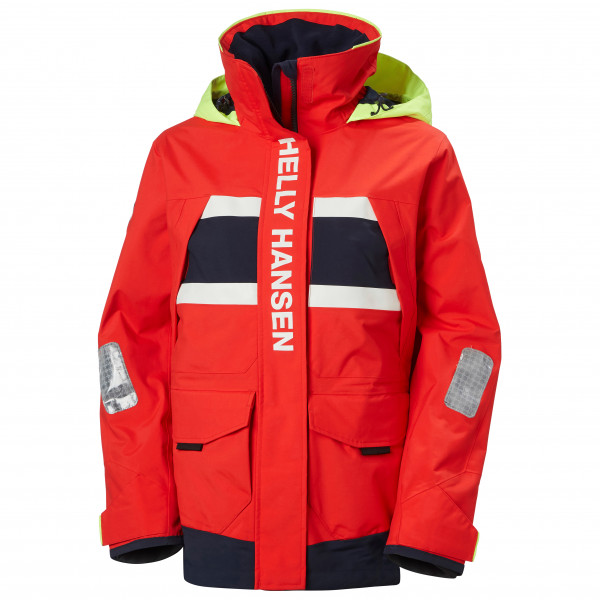 Helly Hansen - Women's Salt Coastal Jacket - Regnjakke