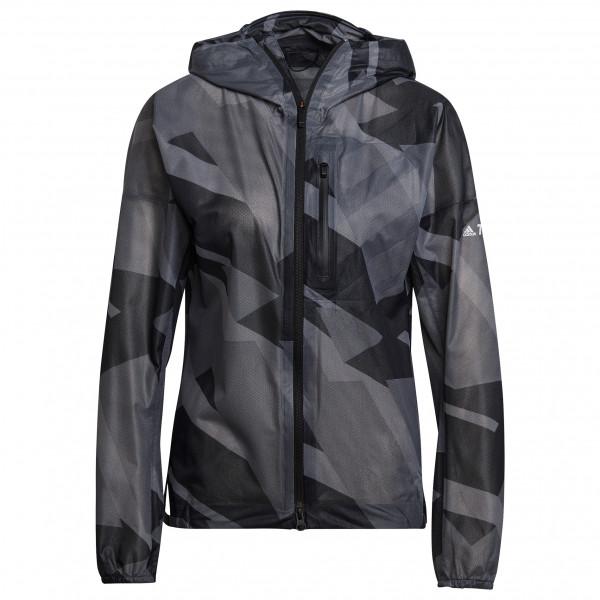 adidas - Women's Terrex Agravic TR Graphic - Waterproof jacket