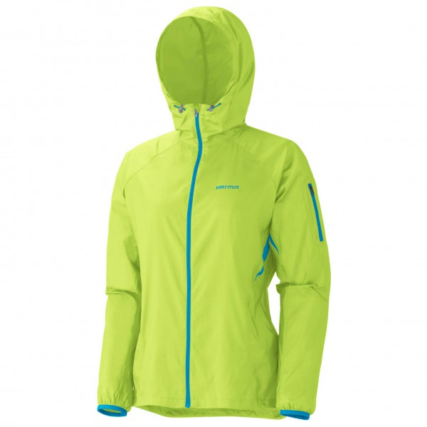 Marmot - Women's Trail Wind Hoody - Veste coupe-vent