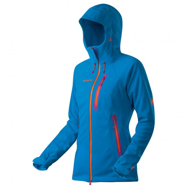 Mammut - Ultimate Westgrat Jacket - Softshelljacka