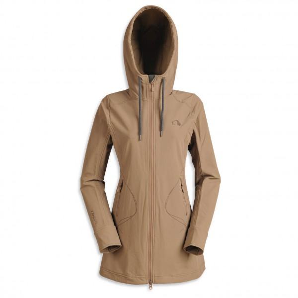 Tatonka - Women's Manama Coat - Pitkä softshell-takki