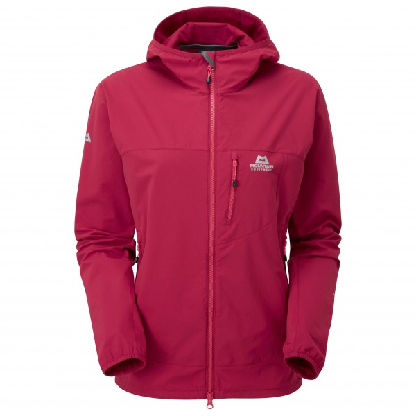 Mountain Equipment - Women's Echo Hooded Jacket - Softshelljakke