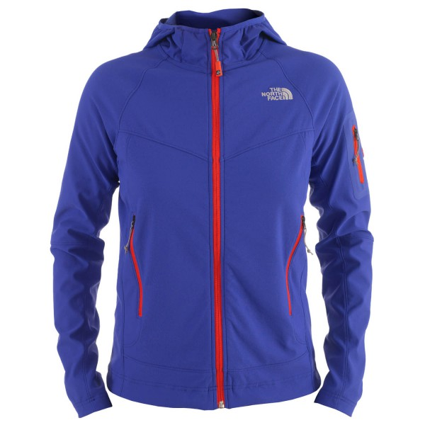 The North Face - Women's Apex Elixir Hoodie - Softshelljacke