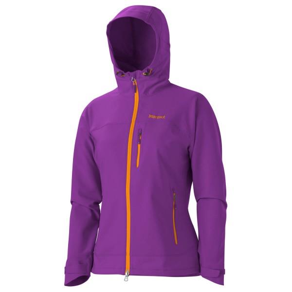 Marmot - Women's Tempo Hoody - Softshell jacket