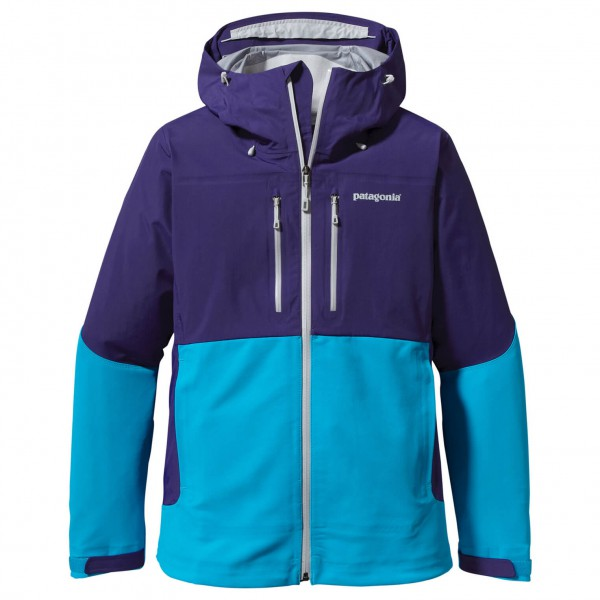 Patagonia - Women's Mixed Guide Hoody - Softshelljacke