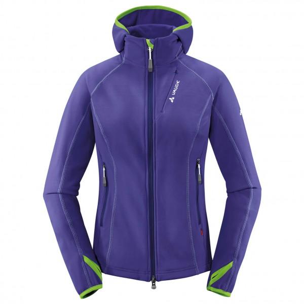 Vaude - Women's Basodino Hooded Jacket - Softshell jacket
