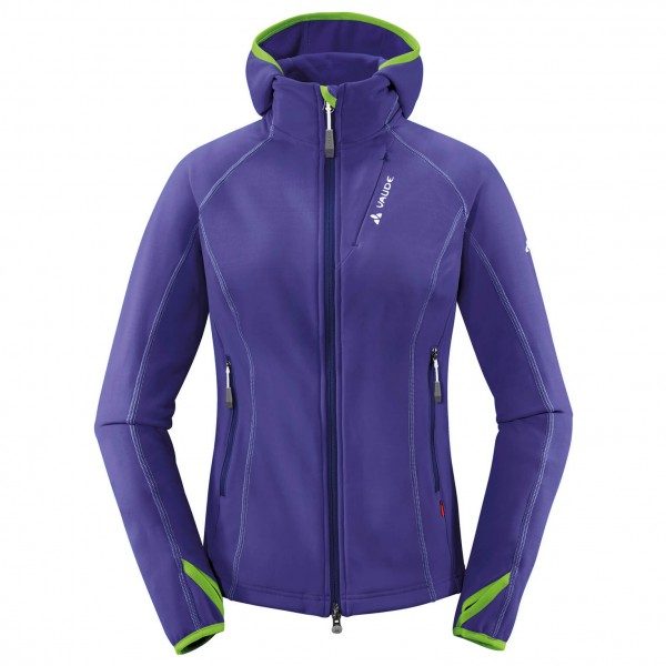 Vaude - Women's Basodino Hooded Jacket - Veste softshell