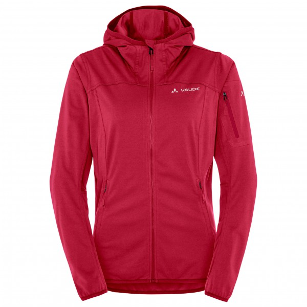 Vaude - Women's Durance Hooded Jacket - Softshell jacket