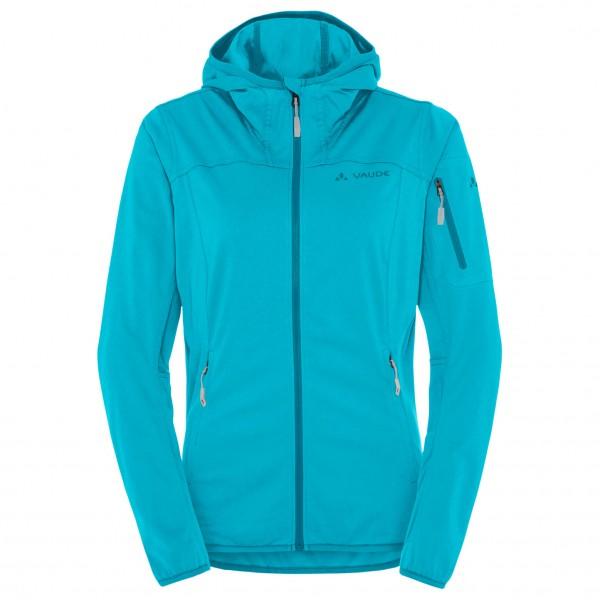 Vaude - Women's Durance Hooded Jacket - Softshell jacket
