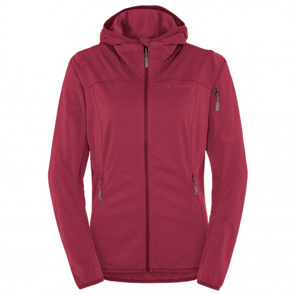 Vaude - Women's Durance Hooded Jacket - Softshelljacka