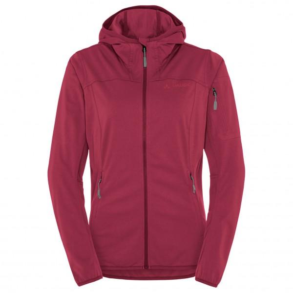 Vaude - Women's Durance Hooded Jacket - Softskjelljakke
