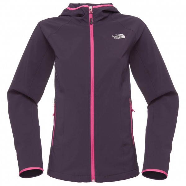 The North Face - Women's Nimble Hoodie - Softshelljack