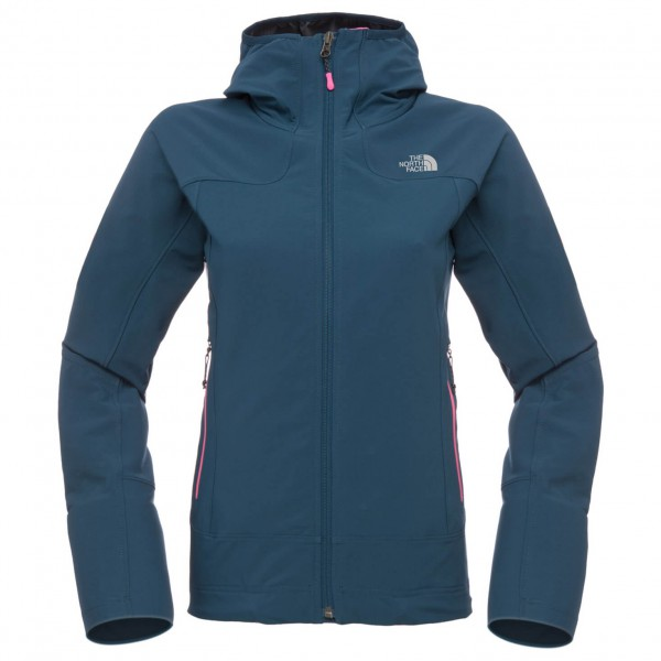 The North Face - Women's Iodin Hoodie - Softshelltakki