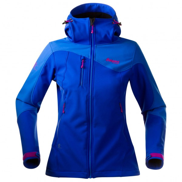 Bergans - Stryn Softshell Lady Jacket - Softshelljacke