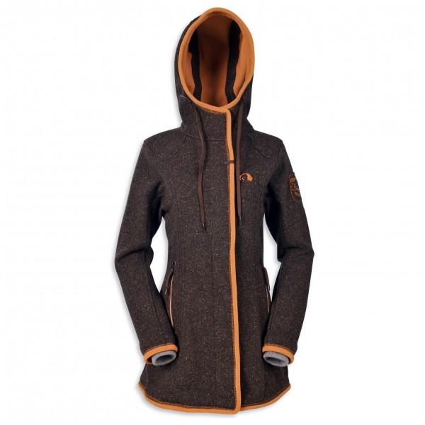 Tatonka - Women's Ibarra Coat - Pitkä softshelltakki