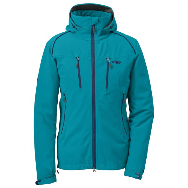 Outdoor Research - Women's Valhalla Hoody - Softshelljacke