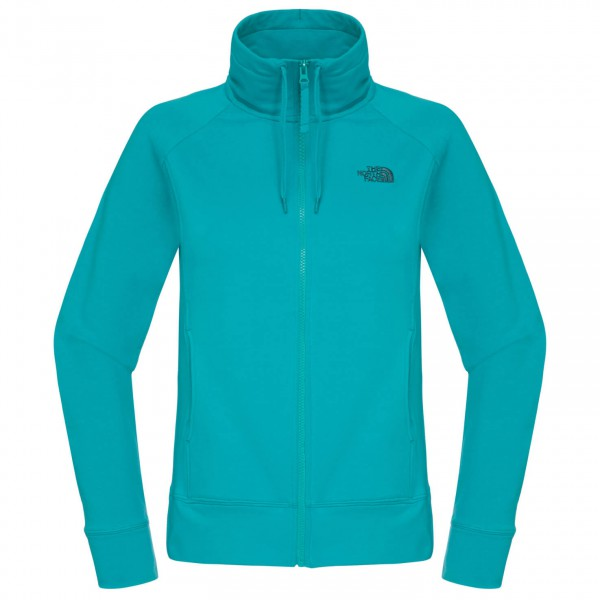 The North Face - Women's High Neck Full Zip Jacket