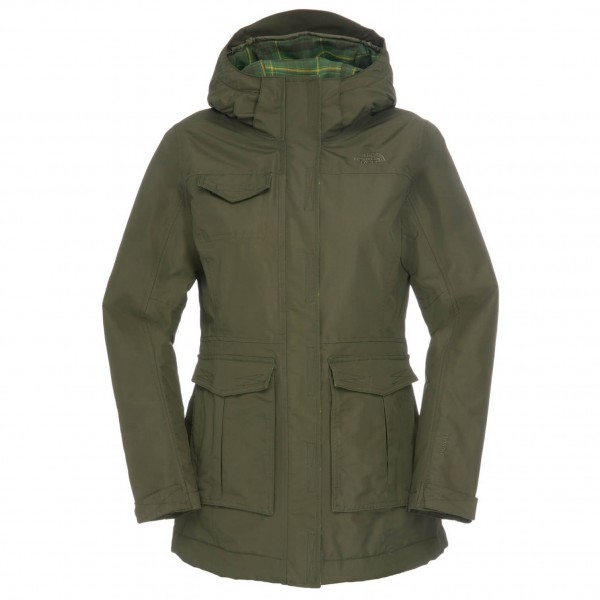 The North Face - Women's Winter Solstice Jacket - Mantel