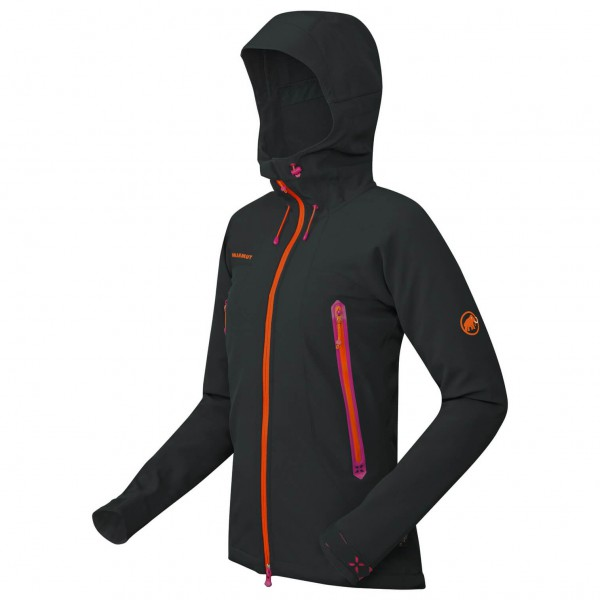 Mammut - Women's Gipfelgrat Light Jacket - Softshelltakki